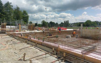 Sanierung und Erweiterung Sporthalle Tellenfeld Amriswil