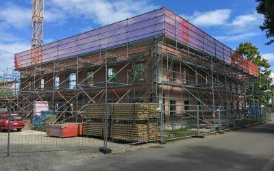 Umbau Haus K Psychiatrische Klinik Münsterlingen